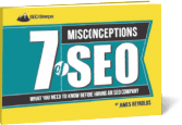 7 Misconceptions of SEO