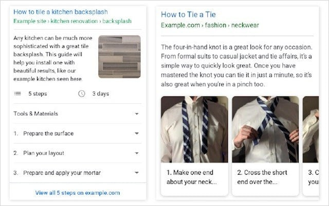 How To Rich Snippets