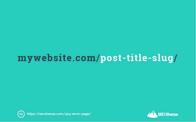 Page URL Slug