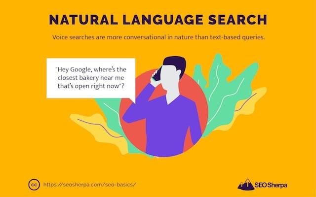 Natural Language Search