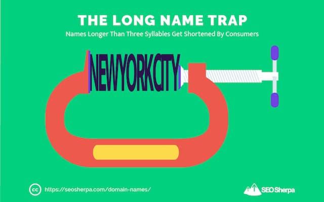 Three Syllable Name Rule