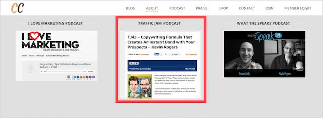 Podcast Links