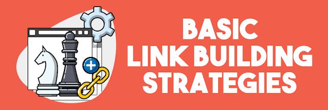 Basic Link Building Strategies